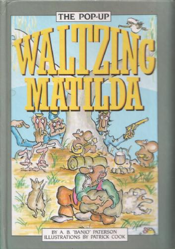 The Pop-Up Waltzing Matilda