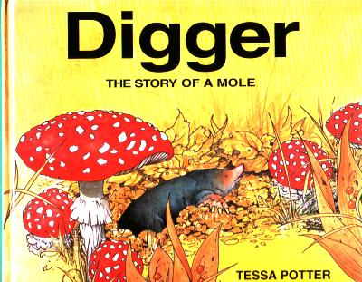 Digger, the Story of a Mole