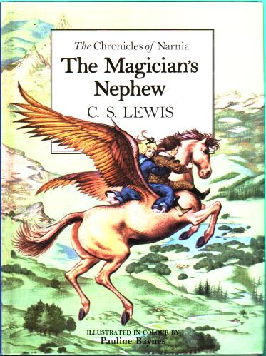 The Magician's Nephew by Clive Staples Lewis