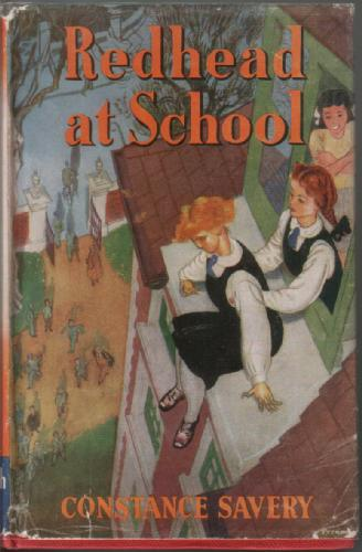 Redhead at School by Constance Savery