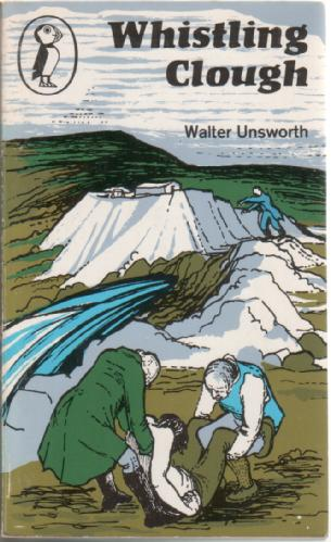 Whistling Clough by Walter Unsworth