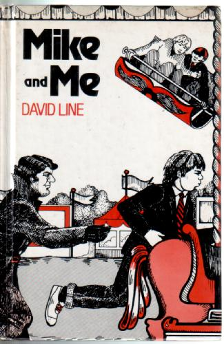 Mike and me by David Line