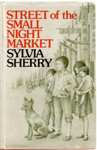 Street of the Small Night Market by Sylvia Sherry