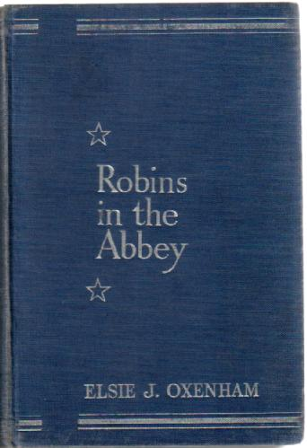 Robins in the Abbey
