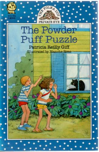 The Powder Puff Puzzle by Patricia Reilly Giff