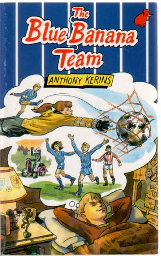 The Blue Banana Team by Anthony Kerins