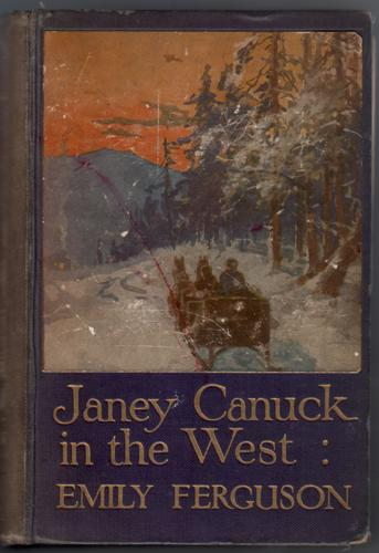 Janey Canuk in the West