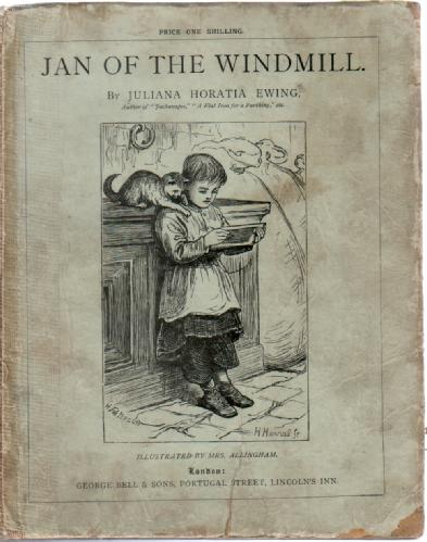 Jan of the Windmill - A Story of the Plains