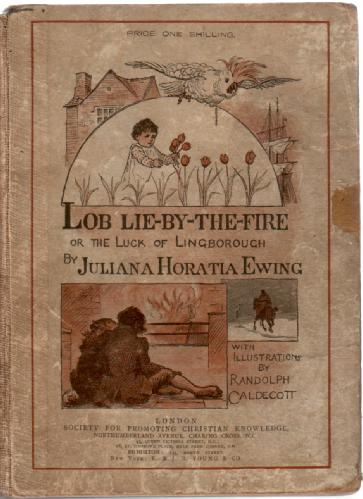 Lob Lie-by-the-fire by Juliana Horatia Gatty Ewing