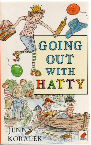 Going out with Hatty by Jenny Koralek