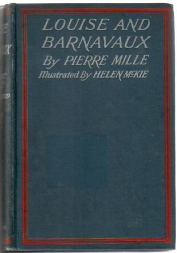 Louise and Barnavaux by Pierre Mille