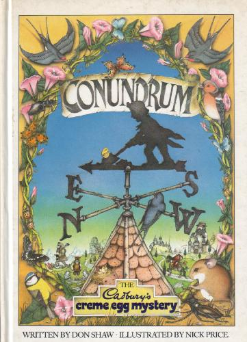 Conundrum by Don Shaw