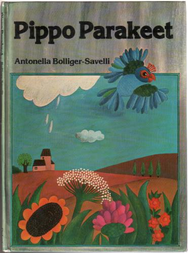 Pippo Parakeet by Barbara Lister