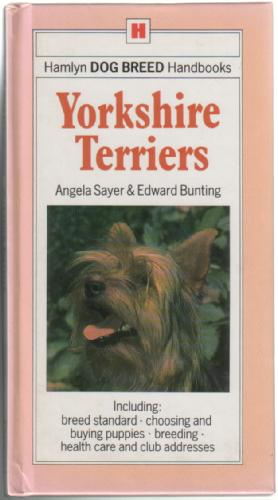Yorkshire Terriers by Angela Sayer and Edward Bunting