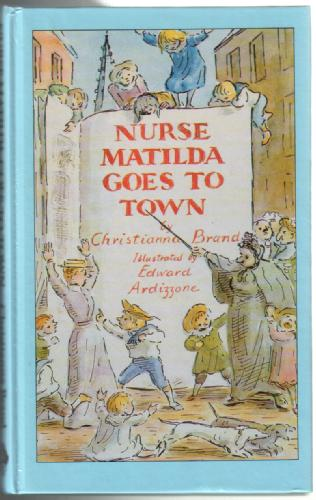 Nurse Matilda goes to Town