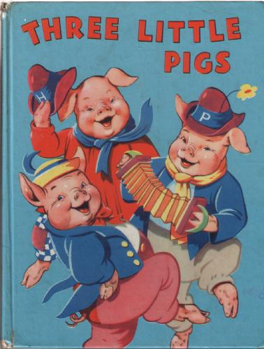 Three Little Pigs by Dorothy M. Wheeler