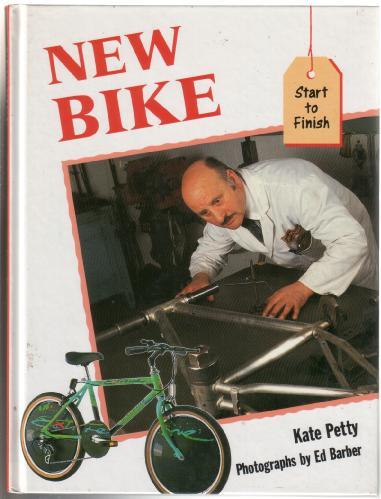 PETTY, KATE - New Bike