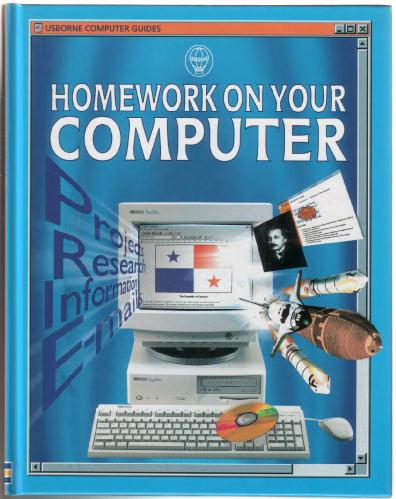 Homework on your Computer by Asha Kalbag and Jonathan Sheik-Miller