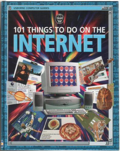 101 Things to do on the Internet by Mark Wallace