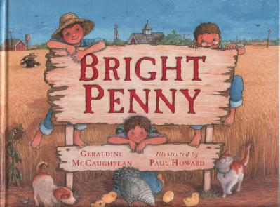 Bright Penny by Geraldine McCaughrean
