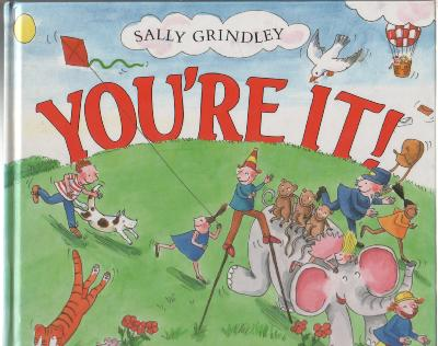 You're It! by Sally Grindley