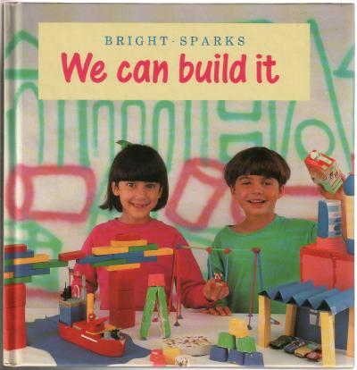 We can Build it by Rosie Dalziel