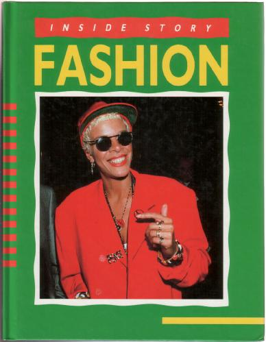 Inside Story: Fashion by Miriam Moss