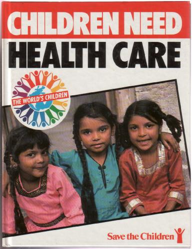 Children need Health Care by Edwina Conner