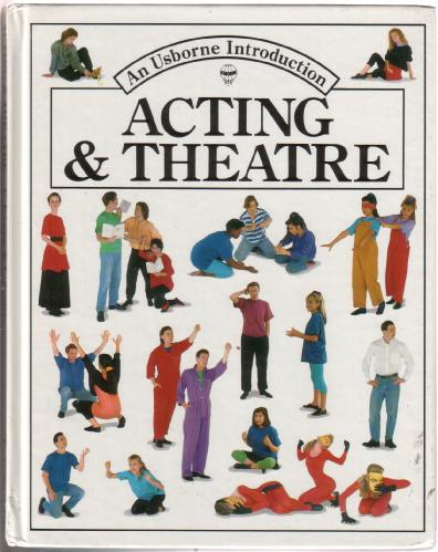 Acting and Theatre by Cheryl Evans and Lucy Smith