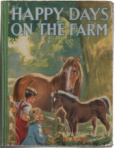 Happy Days on the Farm by Elizabeth Gould