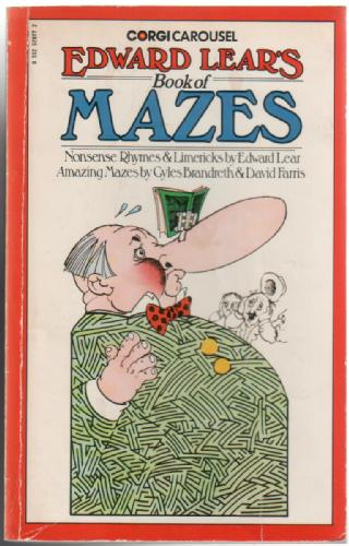 Edward Lear's Book of Mazes