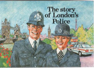 The Story of London's Police