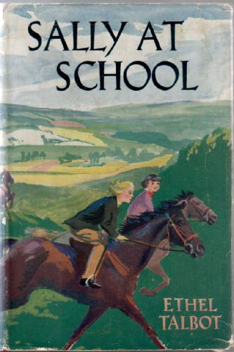 Sally at School by Ethel Talbot