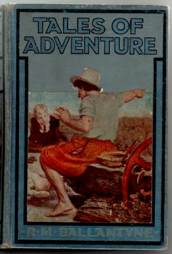 Tales of Adventure in the Wild West
