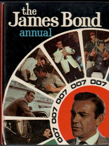 The James Bond Annual