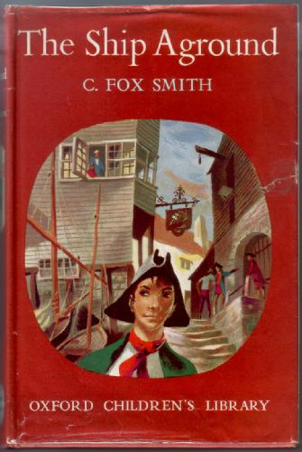 The Ship Aground by C. Fox Smith