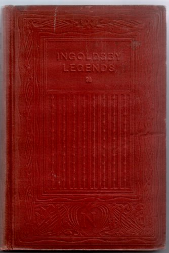 The Ingoldby Legends by R. H. Barham