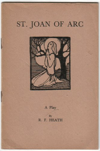 St Joan of Arc; A Scene on the Tenth Law