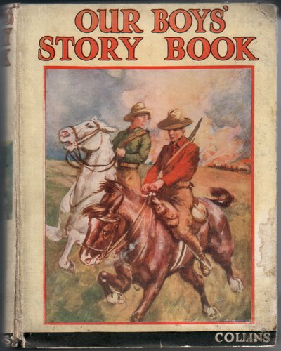 Our Boys' Story Book