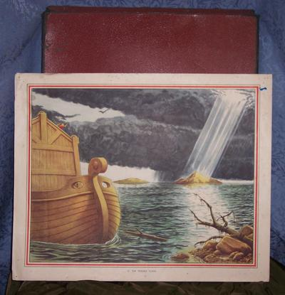 Bible Pictures, Old Testament by Enid Blyton