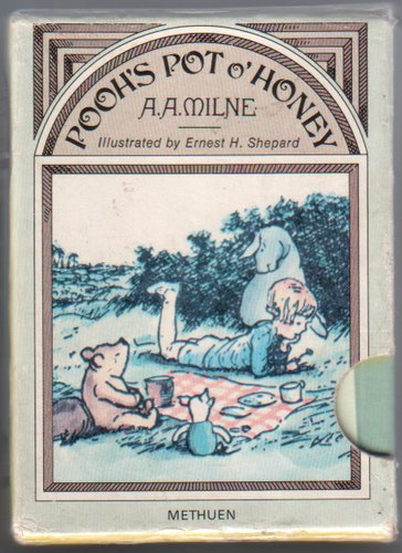 Pooh's Pot O'Honey by A. A. Milne