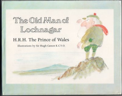 The Old Man of Lochnagar by H.R.H. Prince Of Wales
