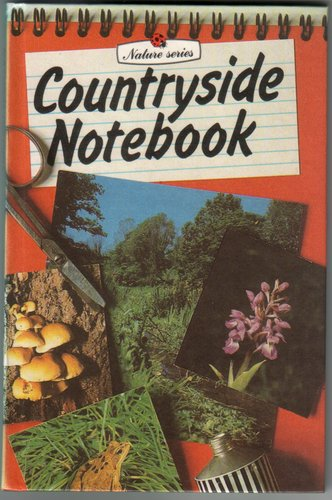 Countryside Notebook by Pamela K. Whitehead
