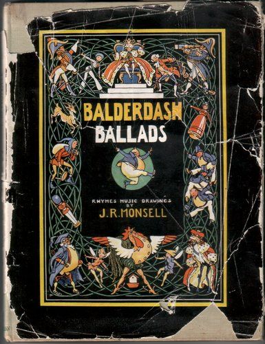 Balderdash Ballads by J. R. Monsell