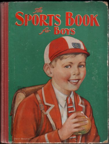 The Sports Book for Boys