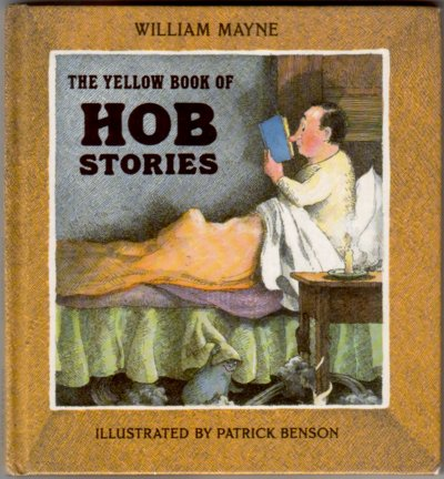 The Yellow Book of Hob Stories by William Mayne