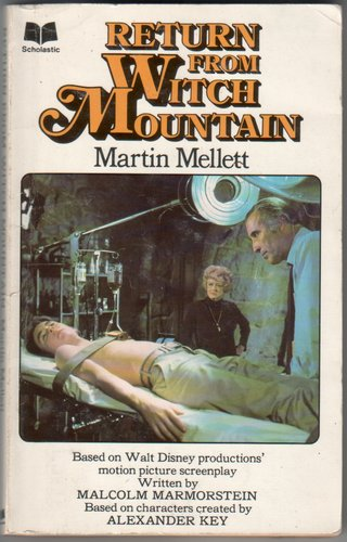 Return from Witch Mountain by Martin Mellett