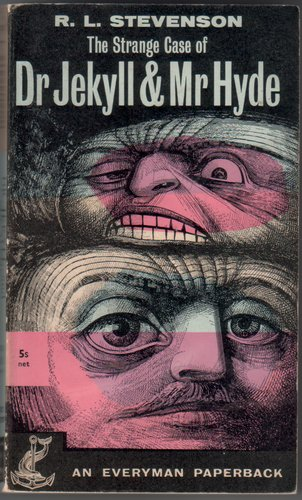 The Strange Case of Dr Jekyll and Mr Hyde, the Merry Men and Other Tales by Robert Louis Stevenson