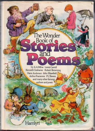 The Wonder Book of Stories and Poems by Eric Duthie