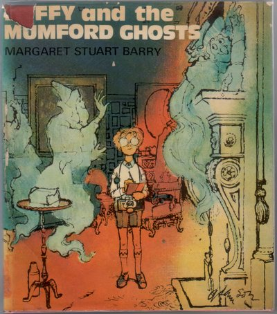Boffy and the Mumford Ghosts